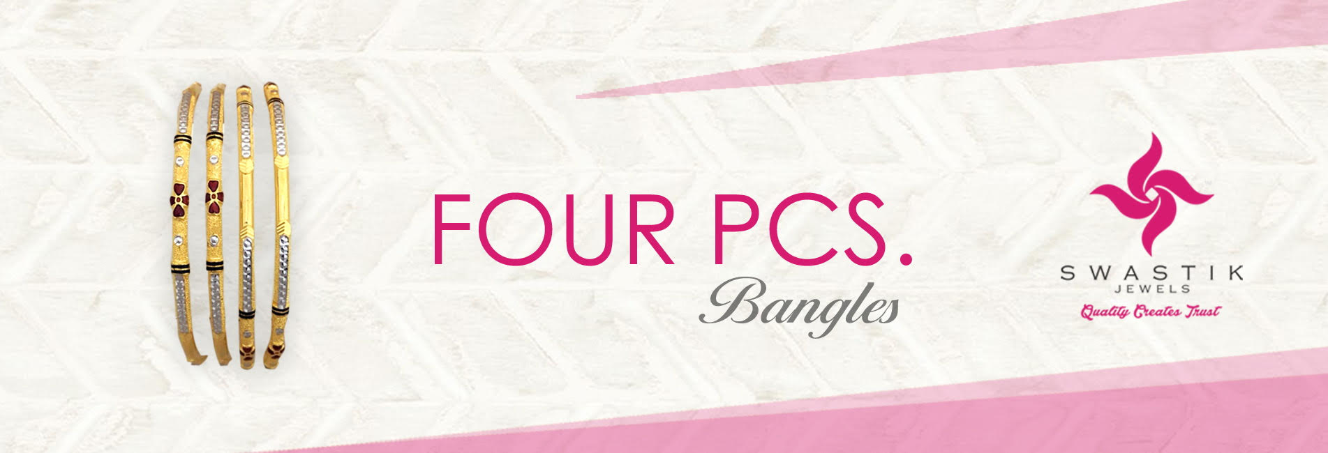 Four Pcs