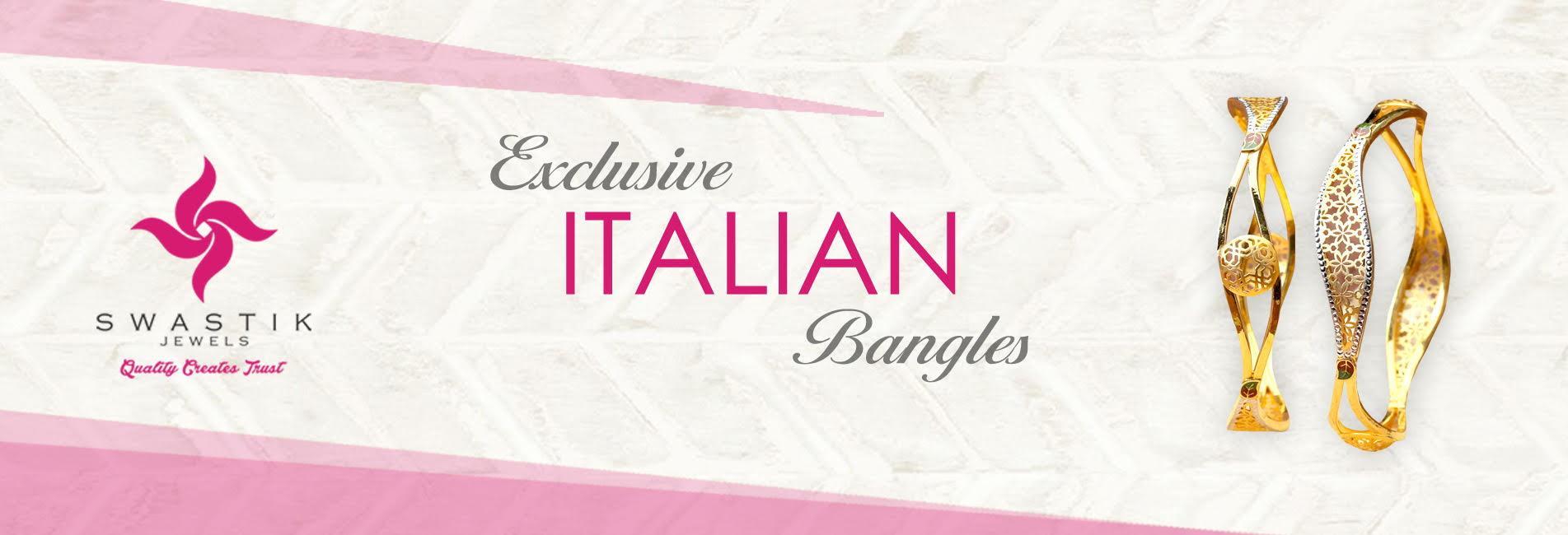 ITALIAN BANGLE