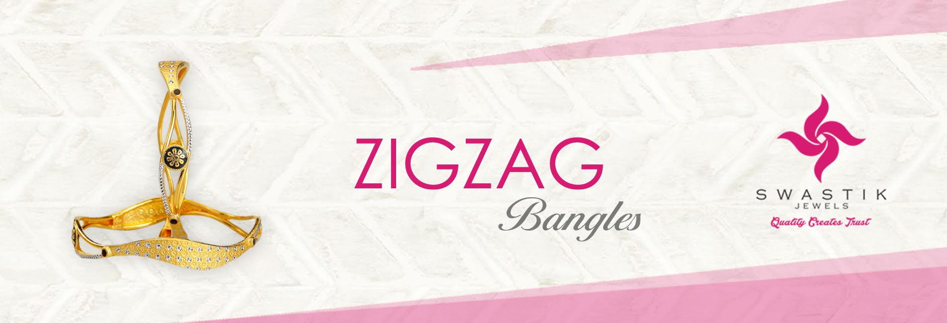 ZigZag Bangles